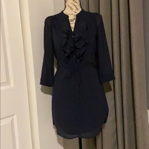 H&M Navy Blue Dress, US8 Size
